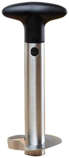 Dhan Distributors Stainless Steel Pineapple Peeler Pine Apple Slicer Pine Apple Corer / Cutter