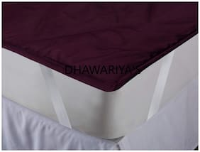 DHAWARIYA'S Cotton Regular Mattress protectors