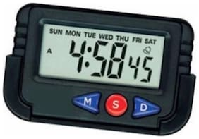 MARKETWALA Plastic Digital Table clock ( Set of 1 )