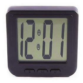 RNY Plastic Digital Table clock ( Set of 1 )