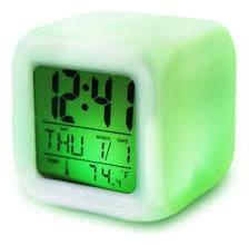 ALPHANOT Assorted Table clock