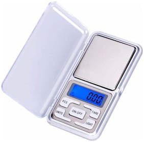 Digital Display for measuring jewellery weighing scale 0.1 Gm to 200 Grams Mini Pocket Weight machine