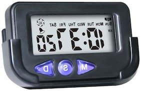 BM Plastic Digital Table clock ( Set of 1 )