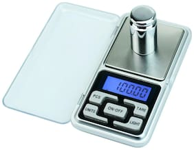 Digital Pocket Scale 0.1G To 500G For weighing Kitchen / Gold / Silver / diamond / Chemicals - Super Handy Personal Scale