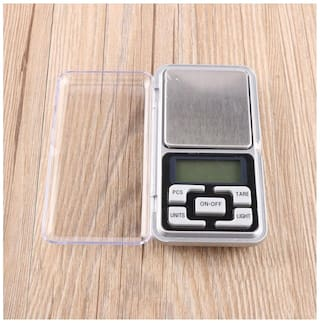 Digital Pocket Weighing Scale Mini 500g To 1g Accuracy Jewelry