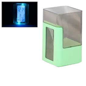 BM Plastic Digital Alarm clock ( Set of 1 )