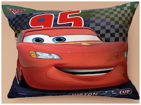 Disney Cars Filled Cushion with Cover