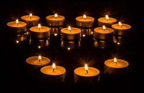 Tea Light Floating Candles Pack of 10 - Xclusive Plus