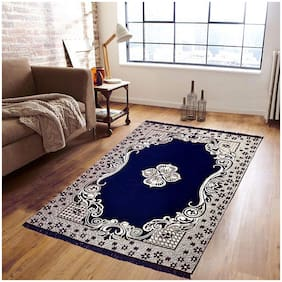 Dizen Star Floor Heavy Carpets for Living Room;Abstract Cotton Carpet