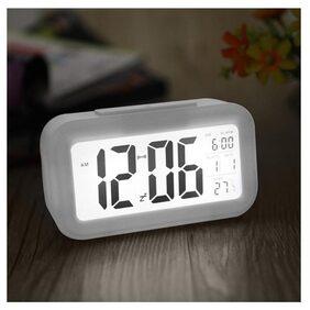 Global White Table Clock