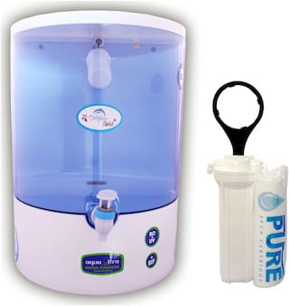 Dolphin A1011 Multi Stage RO+MI Electric Water Purifier