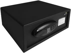 Dolphy Digital Steel Home Safe ( Black , 24 L )