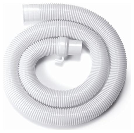 Domnicks Water Inlet / Inflow Pipe Compatible With All Semi Automatic Washing Machines from All Brands  Length: 3 Mtr