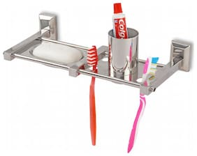 Doyours Combined Soap Dish   Tooth Brush Holder