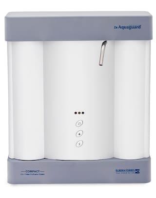 Dr. Aquaguard Compact UV Water Purifier (White)