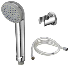 Dr. Homz N Kitch-Rust Free Hand Shower With 1.5 m Stainless Steel Pipe