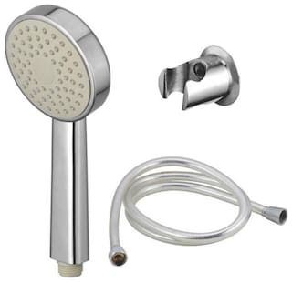 Dr. Homz N Kitch-Rust Free Hand Shower With 1.5 Meter Stainless Steel Hose