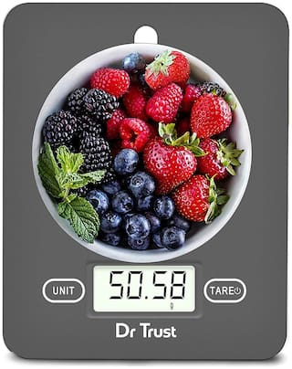 Dr Trust (USA) Electronic Kitchen Digital Scale