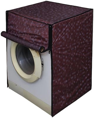 Dream Care Waterproof Washing Machine Cover For Fully Automatic Front Loading IFB Eva Aqua SX 6 kg