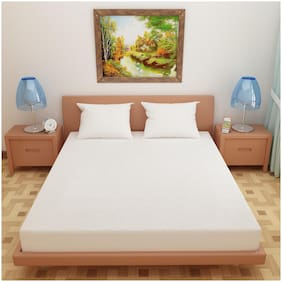 Dream Care Cotton Single beds Mattress protectors