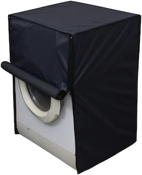 Dream Care Waterproof Washing Machine Cover For Fully Automatic Front Loading Bosch WAT24468IN Series 6 8 kg