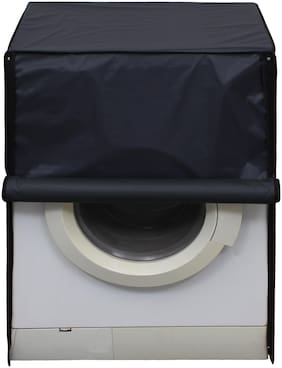 Dream Care Waterproof Washing Machine Cover for Fully Automatic Front Loading Samsung WW60M206LMW/TL 6 kg