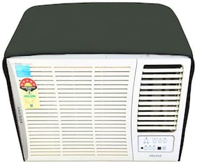 Dream Care Military Colored Waterproof and Dustproof Window AC Cover for LG 1.5 Ton LWA5CP3F 3 star Air Conditioner