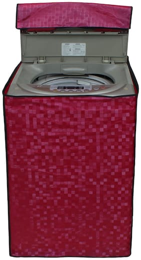 Dream Care Waterproof Washing Machine Cover for Fully Automatic Top Loading Samsung WA62H4100HD 6.2 kg