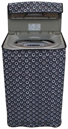 Dream Care Printed Washing Machine Cover For Semi Automatic Top Loading Carrier Midea MWMSA065M02 6.5 Kg