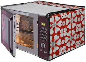 Dream Care Printed Microwave Oven Cover for IFB Solo 20PM2S 20 L 800 Watts Microwave Oven