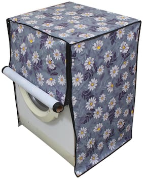 Dream Care Printed Washing Machine Cover For Fully Automatic Front Loading LG F12B8EDP21 7.5 kg