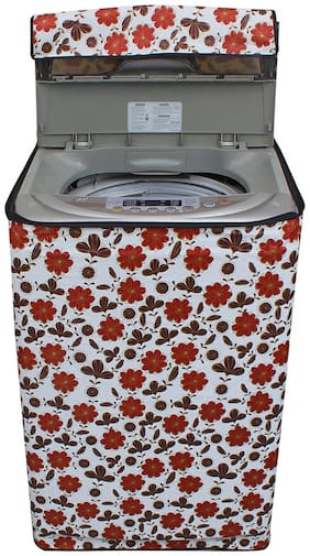 Dream Care Printed Washing Machine Cover for Fully Automatic Top Loading LG T7070TDDL 6 kg