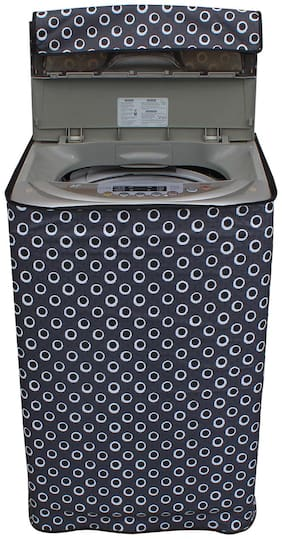 Dream Care Printed Washing Machine Cover For Fully Automatic Top Loading LG T7568TEEL 6.5 kg