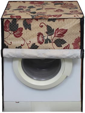 Dream Care Printed Washing Machine Cover for Fully Automatic Front Loading Samsung WW60M206LMW/TL 6 kg