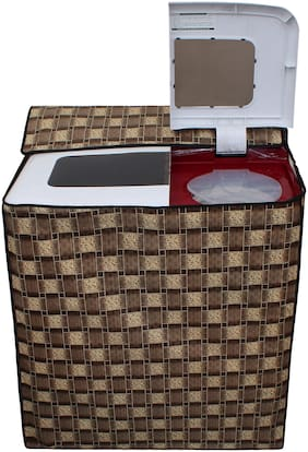 Dream Care Printed Washing Machine Cover For Semi-Automatic Top Loading LG P8541R3SA 7.5 kg