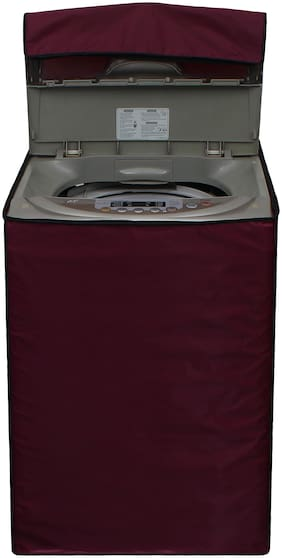 Dream Care Waterproof Washing Machine Cover For Fully Automatic Top Load 6 kg to 6.5 kg - All Brand Model