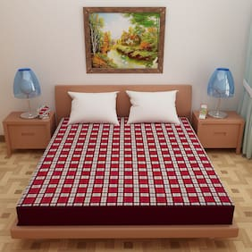 Dream Care Poly cotton Queen beds Mattress protectors