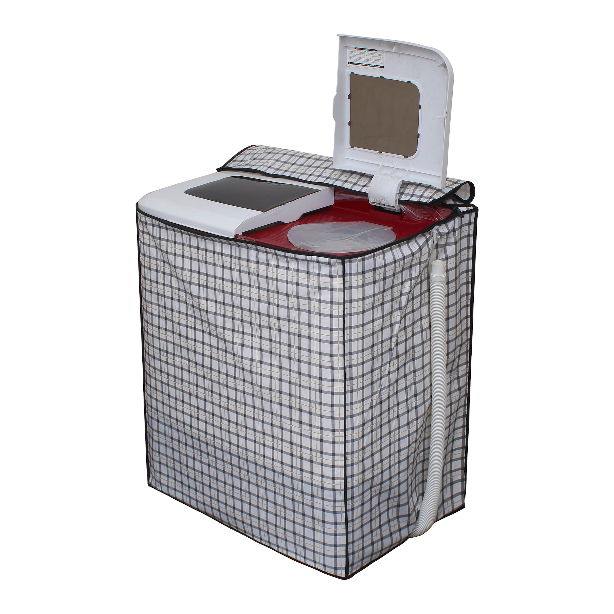 Dream Care Washing Machine Cover for semi Automatic Machine for ELECTROLUX ES60GLMR 6 kg Washing Machine;CAM04 by Dream Care