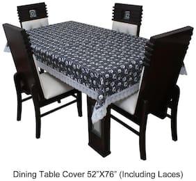 Dream CareTM Designer Waterproof Dining Table Cover 4 Seater 132.08 cm (52 inch) x 193.04 cm (76 inch)SAMS05