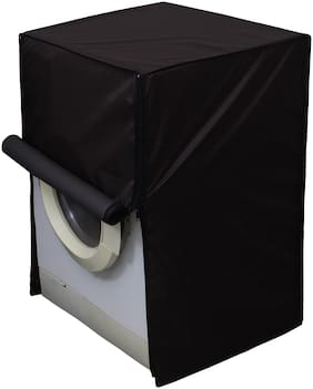 Dreamcare dustproof and waterproof washing machine cover for front load 6KG_Samsung_WF60F2H0N0W_Coffee