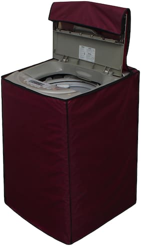 Dream Care Waterproof Washing Machine Cover For Fully Automatic Top Load 7 kg to 7.5 kg - All Brand Model