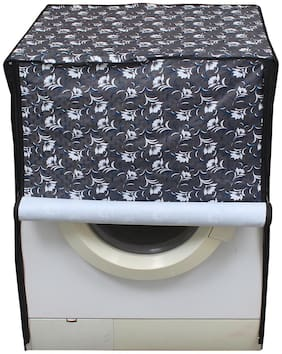 Dream Care Printed Washing Machine Cover For Fully Automatic Front Loading LG F14A8RDS29 9 kg