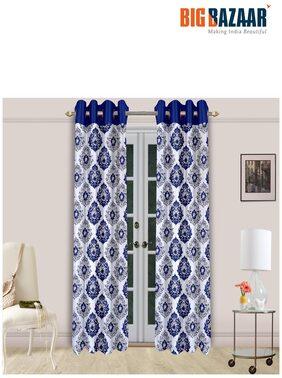 Dreamline Candy Patch Door Curtains Blue