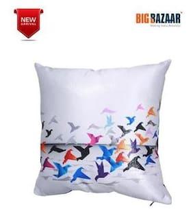 Dreamline Digital Print Multi-Colour Large Cushion Cover 1 PC