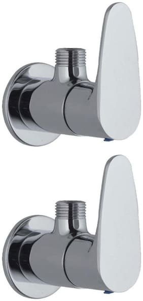 Drizzle VISTA ANGLE VALVE STOP COCK Wall Mount Brass Wall Taps ( Handle Controlled )