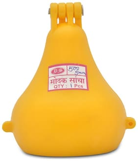 DS Ganpati Modak Plastic Mould 500g