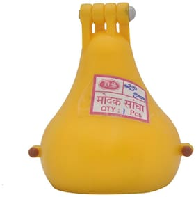 DS Ganpati Modak Plastic Mould 250g