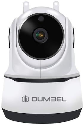 DUMBEL RoboX CareCam Pro 360° Smart Pan Tilt Home Office WiFi Camera