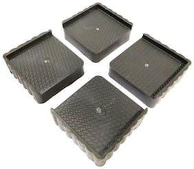 DURAEVER Heavy duty plastic Almira/Fridge/Washing/Multipurpose machine stand.