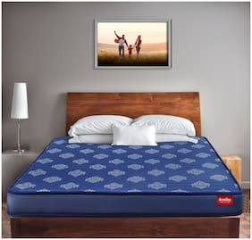 Duroflex 4 inch Foam Single Mattress